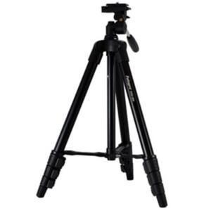 《新品アクセサリー》 FOTOPRO 小型アルミ4段三脚 DIGI-204 ブラック|ymapcamera