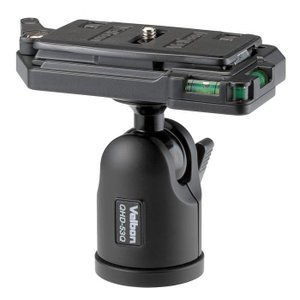 《新品アクセサリー》 Velbon (ベルボン) ボールヘッド雲台 QHD-53Q|ymapcamera