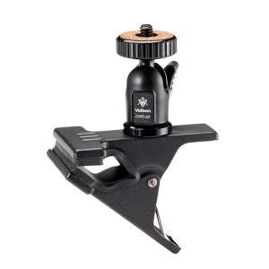 《新品アクセサリー》 Velbon (ベルボン) クリップ式雲台 CHD-22 ymapcamera