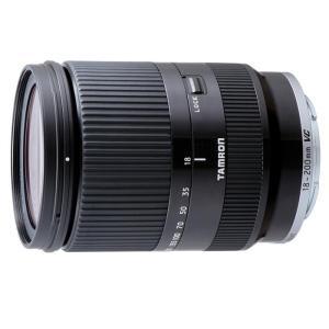 《新品》 TAMRON(タムロン) 18-200mm F3.5-6.3 DiIII VC (ソニーE用) ブラック|ymapcamera