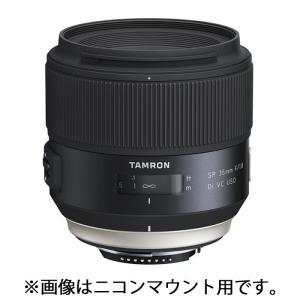 《新品》 TAMRON(タムロン) SP 35mm F1.8 Di VC USD(キヤノン用)〔納期未定・予約商品〕|ymapcamera