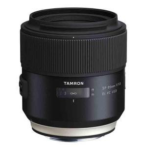 《新品》 TAMRON (タムロン) SP 85mm F1.8 Di VC USD(キヤノン用)|ymapcamera