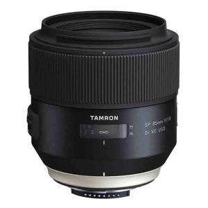 《新品》 TAMRON (タムロン) SP 85mm F1.8 Di VC USD(ニコン用)|ymapcamera