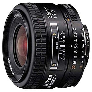 《新品》 Nikon(ニコン) Ai AF Nikkor 35mm F2D|ymapcamera
