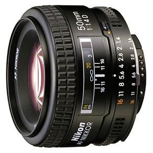 《新品》 Nikon(ニコン) Ai AF Nikkor 50mm F1.4D〔メーカー取寄品〕 ymapcamera