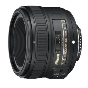《新品》 Nikon(ニコン) AF-S NIKKOR 50mm F1.8G【¥5,000-キャッシュバック対象】
