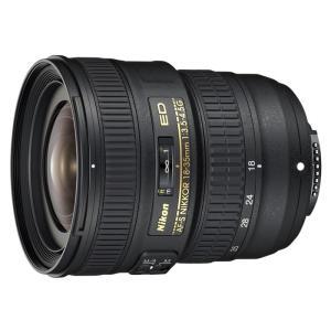 《新品》 Nikon(ニコン) AF-S NIKKOR 18-35mm F3.5-4.5G ED|ymapcamera