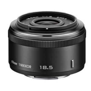 《新品》 Nikon(ニコン) 1 NIKKOR 18.5mm F1.8 ブラック