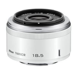 《新品》 Nikon(ニコン) 1 NIKKOR 18.5mm F1.8 ホワイト