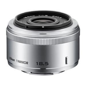《新品》 Nikon(ニコン) 1 NIKKOR 18.5mm F1.8 シルバー
