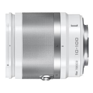 《新品》 Nikon(ニコン) 1 NIKKOR VR 10-100mm F4-5.6 ホワイト|ymapcamera