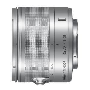 《新品》 Nikon(ニコン) 1 NIKKOR VR 6.7-13mm F3.5-5.6 シルバー ymapcamera