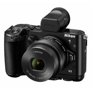 《新品》 Nikon(ニコン) Nikon 1 V3 プレミアムキット ブラック