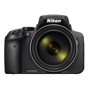 《新品》 Nikon (ニコン) COOLPIX P900 ブラック ※お一人様1点限り|ymapcamera