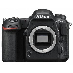 《新品》 Nikon(ニコン)D500 ボディ[ デジタル一...