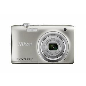 《新品》 Nikon (ニコン) COOLPIX A100 シルバー※お一人様1点限り|ymapcamera