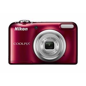 《新品》 Nikon (ニコン) COOLPIX A10 レッド※お一人様1点限り|ymapcamera