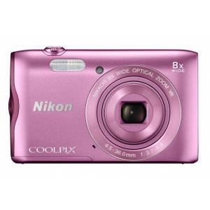 《新品》 Nikon (ニコン) COOLPIX A300 ピンク ymapcamera