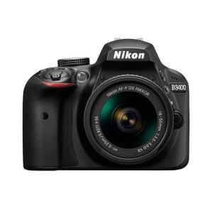 《新品》 Nikon(ニコン) D3400 18-55VR レンズキット ブラック|ymapcamera