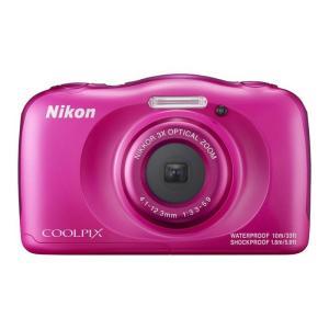 《新品》 Nikon(ニコン) COOLPIX W100 ピンク※お一人様1点限り|ymapcamera