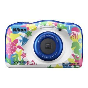 《新品》 Nikon(ニコン) COOLPIX W100 マリン※お一人様1点限り|ymapcamera