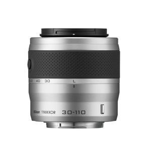 《新品》 Nikon(ニコン) 1 NIKKOR VR 30-110mm F3.8-5.6 シルバー|ymapcamera