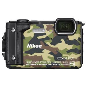 《新品》 Nikon (ニコン) COOLPIX W300 カムフラージュ ※お一人様1点限り|ymapcamera
