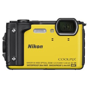 《新品》 Nikon (ニコン) COOLPIX W300 イエロー ※お一人様1点限り|ymapcamera