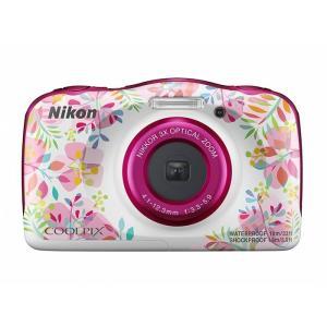 《新品》 Nikon (ニコン) COOLPIX W150 フラワー【Web限定販売】【数量限定カラー】|ymapcamera