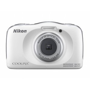 《新品》 Nikon (ニコン) COOLPIX W150 ホワイト|ymapcamera