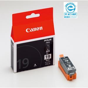 《新品アクセサリー》 Canon(キヤノン) インクタンク BCI-19 ブラック|ymapcamera