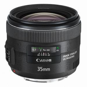 《新品》 Canon(キヤノン) EF35mm F2 IS USM|ymapcamera