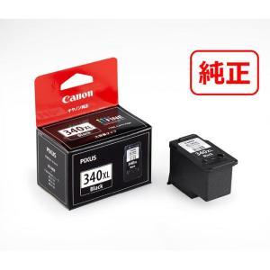 《新品アクセサリー》 Canon FINE カートリッジ BC-340XL ブラック(大容量)|ymapcamera