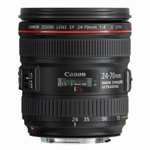 《新品》 Canon(キヤノン) EF24-70mm F4L IS USM|ymapcamera