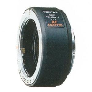《新品アクセサリー》 PENTAX(ペンタックス) F AFアダプター1.7× ymapcamera