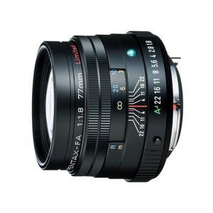 《新品》 PENTAX(ペンタックス) FA77mm F1.8 Limited ブラック|ymapcamera