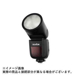 《新品アクセサリー》 GODOX (ゴドックス) クリップオンラウンドフラシュ V1C キヤノン用(TTL対応バッテリー内蔵型)|ymapcamera
