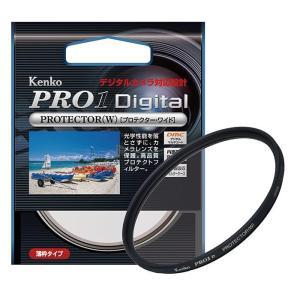 《新品アクセサリー》 Kenko (ケンコー) PRO1D プロテクター(W) 55mm ブラック