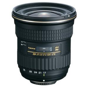 《新品》 Tokina(トキナー) AT-X 17-35mmF4 PRO FX(ニコン用)【MapCamera購入特典!メーカー保証2年付き】【¥5,000-キャッシュバック対象】 ymapcamera