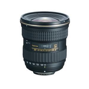 《新品》Tokina(トキナー)AT-X 116 PRO DX II 11-16mm F2.8(IF) ASPHERICAL(ニコン用)【メーカー保証2年付き】【¥5,000-キャッシュバック対象】 ymapcamera