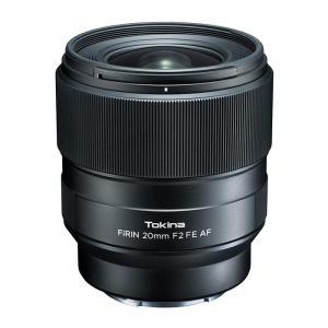 《新品》 Tokina (トキナー) FiRIN 20mmF2 FE AF  (ソニーE用/フルサイズ対応)【MapCamera購入特典!メーカー保証2年付き】【¥5,000-キャッシュバック対象】 ymapcamera