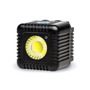 《新品アクセサリー》 LUME CUBE (リュームキューブ) コンパクトライト シングル BK LC-11B ブラック|ymapcamera