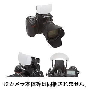 《新品アクセサリー》 ETSUMI (エツミ) ポップアップストロボディフューザー ナチュラル単品 E-6218 ymapcamera