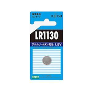 《新品アクセサリー》 FUJITSU (フジツウ) アルカリボタン電池 LR1130C(B)N|ymapcamera