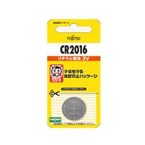《新品アクセサリー》 FUJITSU (フジツウ) リチウムコイン電池 CR2016C(B)N|ymapcamera