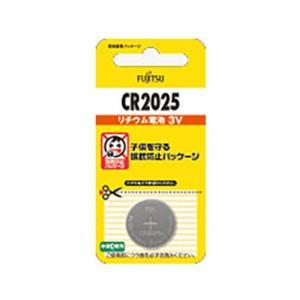 《新品アクセサリー》 FUJITSU (フジツウ) リチウムコイン電池 CR2025C(B)N|ymapcamera