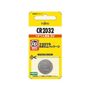 《新品アクセサリー》 FUJITSU (フジツウ) リチウムコイン電池 CR2032C(B)N ymapcamera