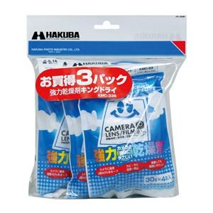 《新品アクセサリー》 HAKUBA (ハクバ) ハクバ 強力乾燥剤 キングドライ3パック ymapcamera