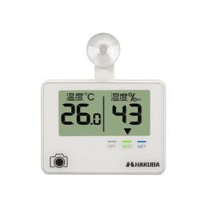 《新品アクセサリー》 HAKUBA (ハクバ)  デジタル温湿度計 C-81 KMC-81 ymapcamera