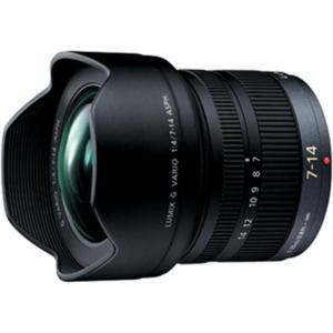 《新品》 Panasonic(パナソニック) LUMIX G VARIO 7-14mm F4.0 ASPH. (マイクロフォーサーズ)|ymapcamera